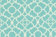 Fabrics-Interior Design / by Sarah Marie