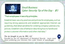 CYBER SECURITY MONTH TIPS / 0