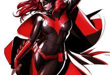 batgirl, Batwoman