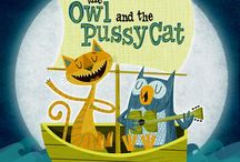 The Owl & the Pussycat Went to Sea...