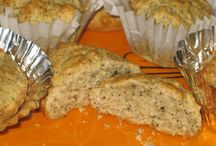 Gluten Free Breads / Desserts