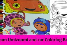 Coloring Book / Coloring Book for kids painting