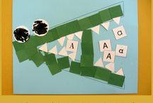 letters for kindergarten