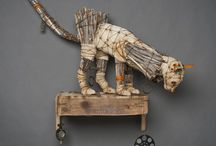 Geoffrey Gorman sculpture