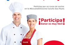 Concurso / Anímate aprende a cocinar al lado de los expertos, Vitamar te regala un curso de cocina en la #EscuelaDeCocina Carulla