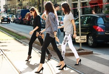 everyday fashion / by Susan Hong