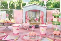 Bailarinas {Fiestas Temáticas} / Ideas para organizar una fiesta de bailarinas.  / by My Little Party Fiestas con Estilo