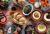 Lebanese food inspiration