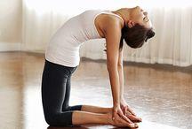 fitness / Yoga, hikes