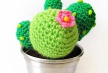 croche cactus  uncinetto