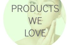 Products we love / Products that are used and loved by the #SkinRenewalSA #BodyRenewalSA and #HealthRenewalSA Clinics