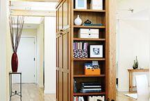storage space ideas