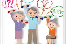 Pflege - Senioren -