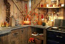 Wiejska kuchnia / Village kitchen