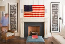 Living Room Ideas / by Margaux Hufnagel / tentenknits