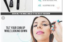 Fun make-up / by Wendy Boylan
