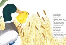 Nuestros animales protagonistas / Animales protagonistas de los cuentos / by Pintar-Pintar Editorial
