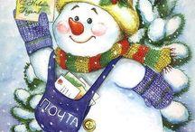 Новогодне-Рождественское