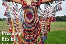 Gypsy crochet / by Karen Farrell