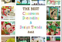 Class decor / by Stacy Kulhanek-Mills (Cookie's Cookies)