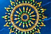virág mandala