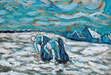 pintores famosos