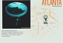 #HLNCityGuide: Atlanta / by HLN