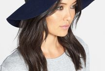 Hats.