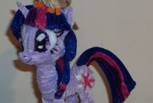 my little pony / by Leigh Brooking