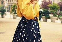 Pois / pois dress outfis women