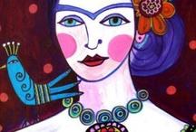 FRIDA, an ARTist as ART / by Brandi Campbell