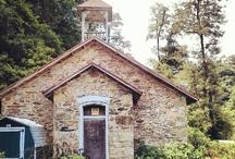 {Church in the Wildwood} / by CoffeeandKitties *