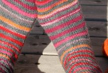 Summer knitting / No need to stop knitting just because it is warm out.  Lace accessories, socks, toys, and lightweight sweaters are perfect summer knitting.