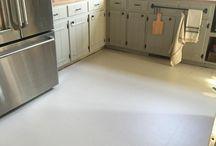 Kjøkkengulv