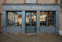 House - Front shop - Boutiques - Miniatures