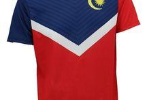 Malaya Tiger / warna-warni bolasepak di Malaysia
