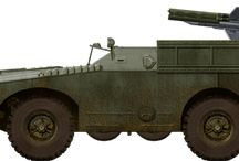 Pojazdy militarne