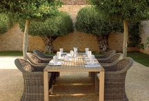 Outdoor Furniture Styles & Trends / A collection of beautiful outdoor furnishings.