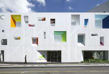カラフル建築