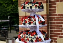 Wed cakes / dorty