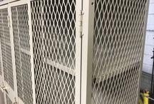 NPG of Yuma-El Centro - Yuma, AZ #DeBourgh #Lockers / #AngleIron #DesertBeige #SentryOneLatch #5KnuckleHinge #ExpandedMesh #DeBourgh #Lockers