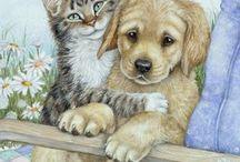 cani e gatti e altro