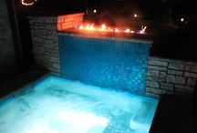 Swimming Pool Trends / Find all the hot, new in-ground swimming pool trends for your backyard get-away