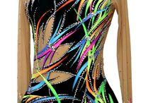 спорт / костюмы для гимнастики и фигурного катания