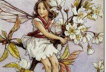 Flower Fairy 1st Birthday!