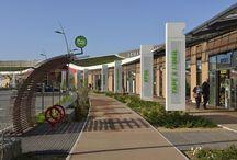 Retail park beGreen / beGreen est la 1ère requalification commerciale d'une entrée de ville en France. Situé à Saint-Parres-aux-Tertres (10), le parc beGreen de 30 000 m² est l'extension de la zone de l'Aire des Moissons déjà existante composée de 60 000 m².