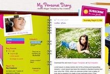 Template Blog Personal Terabaik