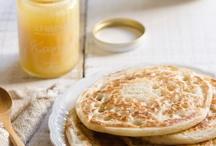 ñam Treats Granola & Pancakes / by —Gaby Campos—