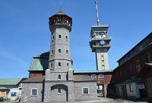 Rozhledny a věže