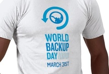World Backup Day Gear / by World Backup Day